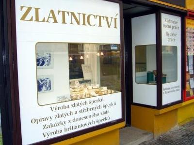Pardubice - Zlatnictví Neškudla 00418ff5a5